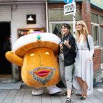 サイケ・デリーさん&デリ姉とスパイシーな高円寺を巡る