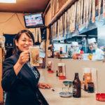 倉嶋紀和子のはしご酒のススメin荻窪