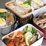 「お弁当づくり」のカリスマが手がける「すぎなみ弁当」の決定版!(ランチボックス編)