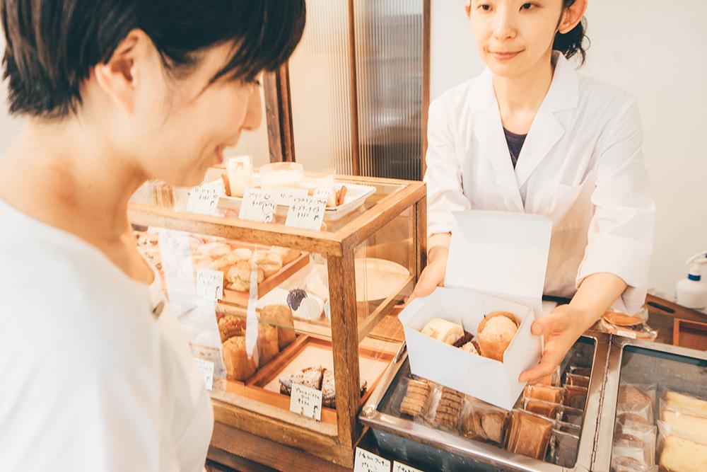 中井さんには今回は特におすすめのお菓子をお願いしてみました。